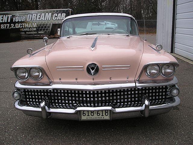 1958 Buick Special Riviera 4 Door For Sale St. Cloud