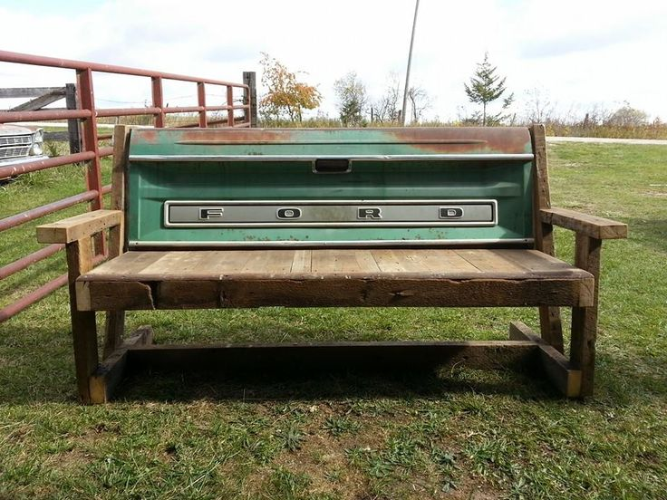 17 Best Ideas About Truck Tailgate Bench On Pinterest