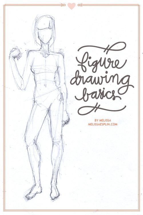 Figure Drawing and Fashion Drawing