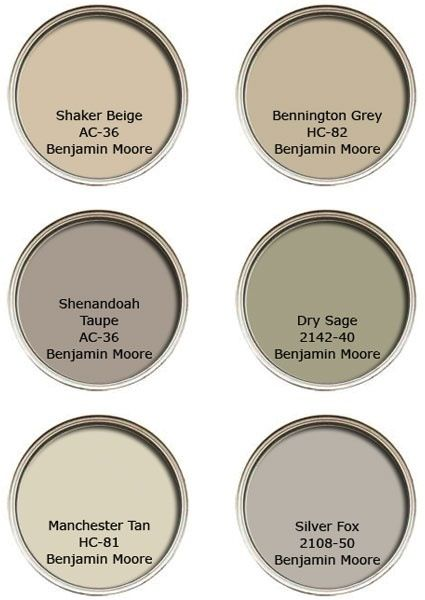 Benjamin Moore Dry Fall Paint