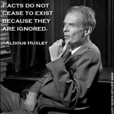 STREET DEMOCRACY: Quotes from Aldous Huxley...and others