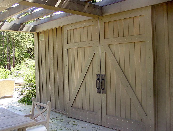 1000+ Ideas About Exterior Barn Doors On Pinterest