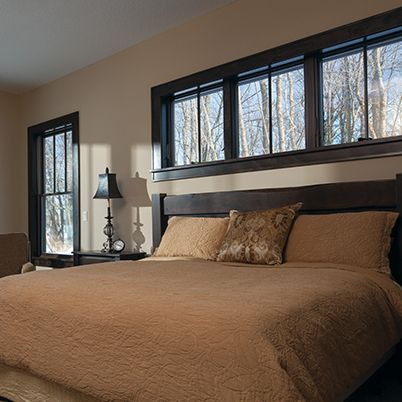 17 Best Ideas About Window Above Bed On Pinterest Small