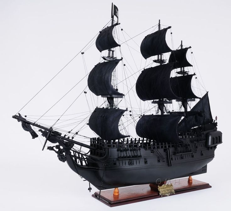 Black Pearl Pirate Ship Pirates And Pirate Ships