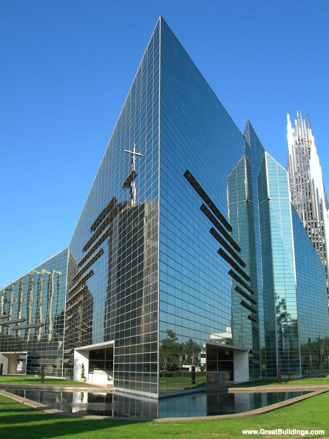 Crystal Cathedral, Garden Grove, Ca Lived in Anaheim