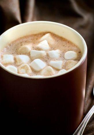 Homemade Hot Cocoa: A secret ingredient makes this cocoa over-the-top rich and sweet!  I even have a board for Hot Chocolate:) Yum Yum: