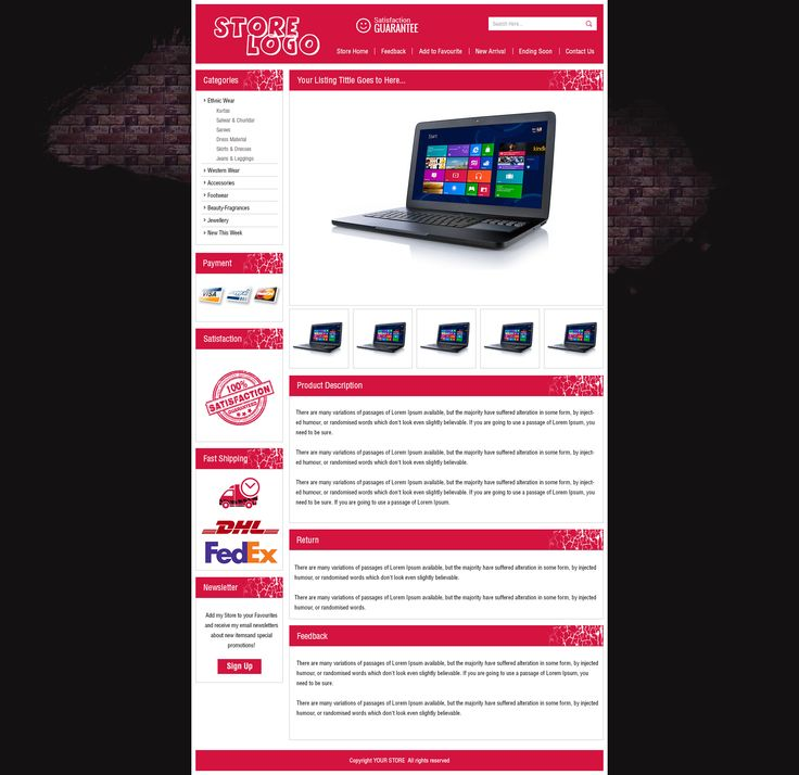 1000 images about ebay listing template by estoredesigner on
