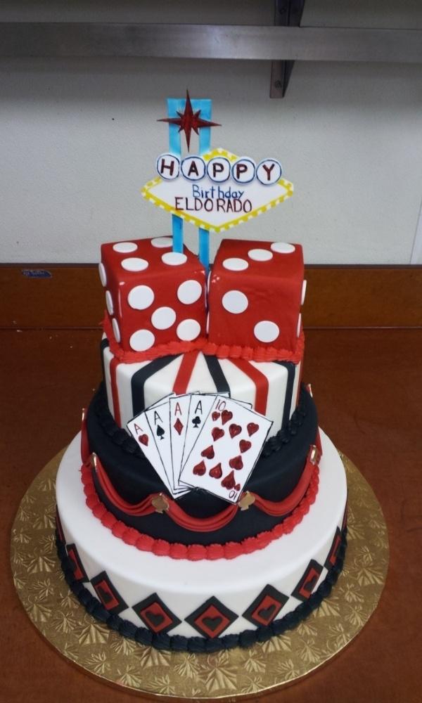 25 Best Ideas About Poker Cake On Pinterest Las Vegas