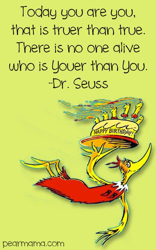 Dr Seuss Birthday Quote Cards Birthday Quotes Pinterest Discover Best Ideas About Dr