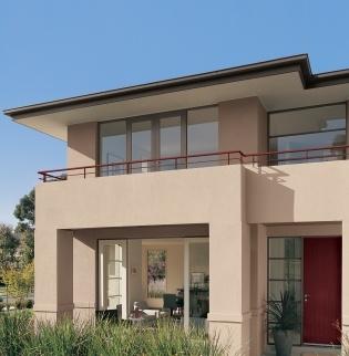 Exterior Colour Scheme Featuring Dulux Mackenzie Tongariro  Exterior Paint  Color Combinations  Exterior Paint Color Schemes Dulux   Home Painting. Dulux Exterior Paint Selection. Home Design Ideas