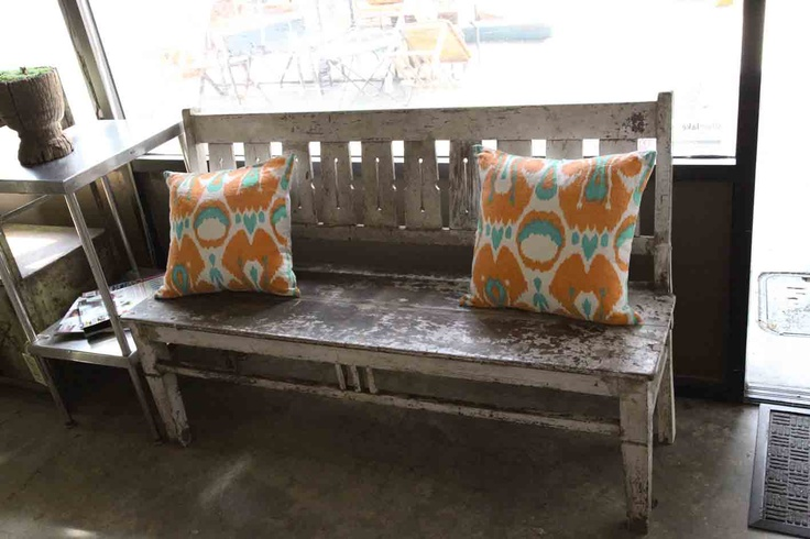 Front Porch Bench Small Porch Ideas Pinterest