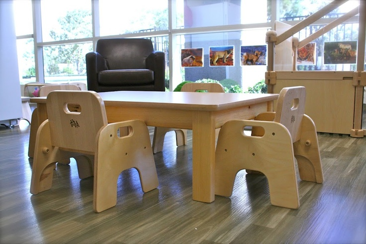 Montessori Infant Weaning Table P A P A D I Y