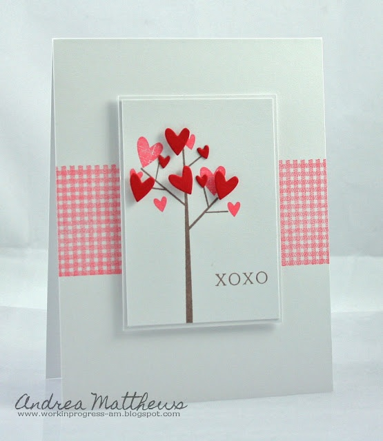 Very useable – you could put anything in the tree – love the hearts though; just