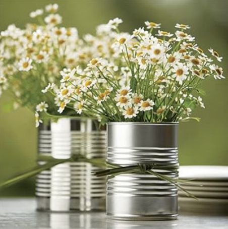 tin can inspiration: