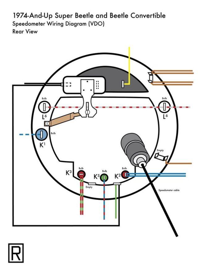 68 vw speedo wiring diagram 6  pietrodavicoit conductor