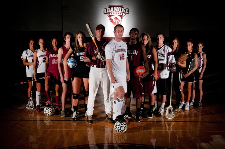 Roanoke College Maroons. Maroon Athletics Pinterest