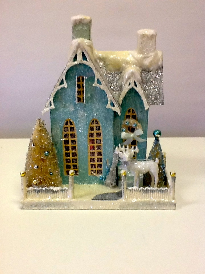 129 Best Images About Glitter Houses Plans And Patterns