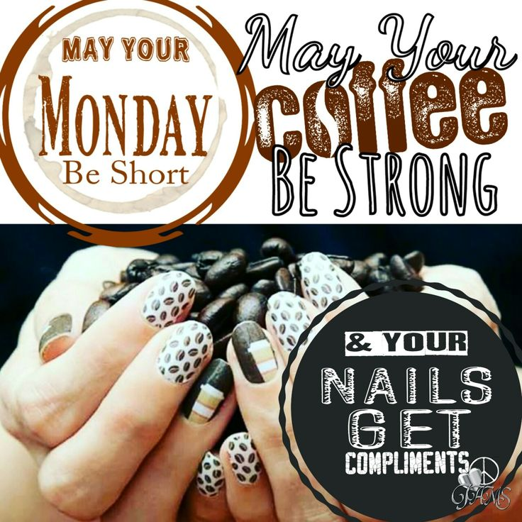 It's Monday again... May Your Monday Be Short, Your Coffee