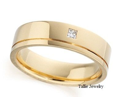 Image Result For Wedding Rings Yellow Gold