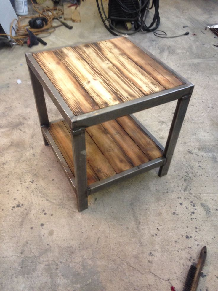 End Table Welding Pinterest Tables And End Tables