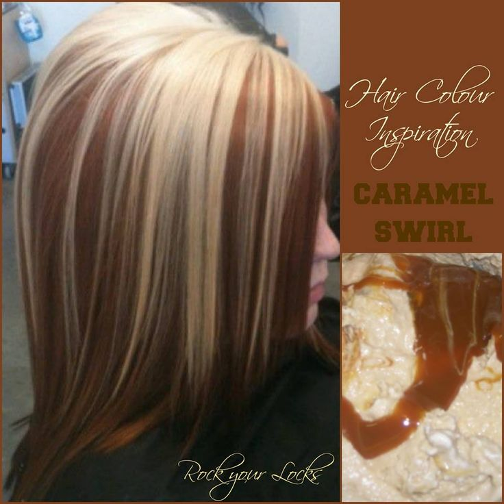 Caramel And Blonde Colour Inspiration Rock Your Locks
