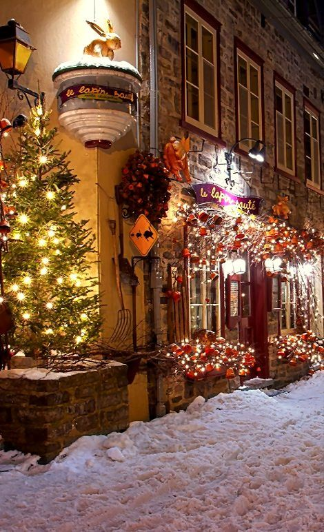 25 Best Ideas About Christmas Scenery On Pinterest