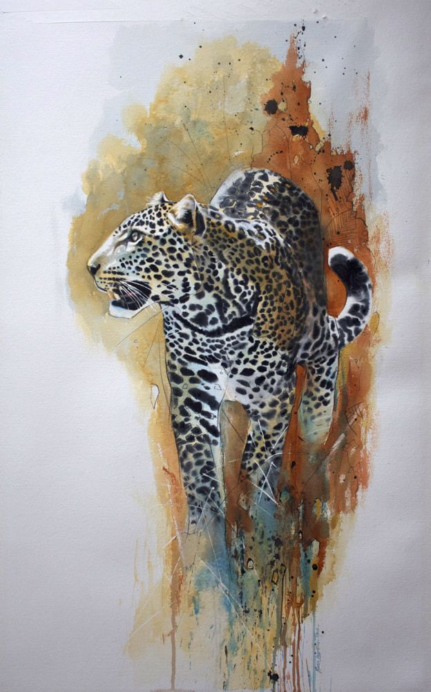 Karen LaurenceRowe Available Paintings Wild life