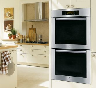 H4894bp2 Miele Classic Masterchef 30 Double Oven