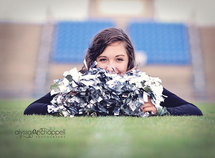 Senior Cheerleader, Idea for my sisters senior