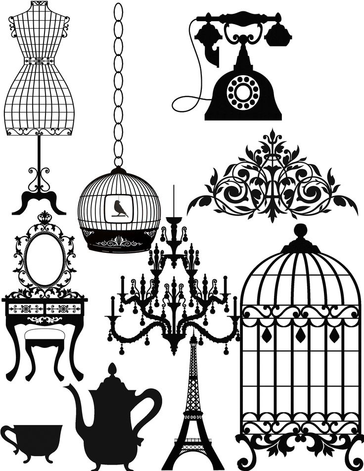 paris collage clipart get link to download from the