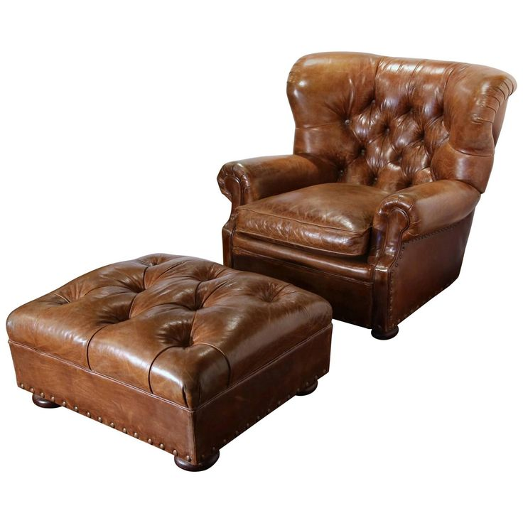 25 Best Ideas About Brown Leather Armchair On Pinterest