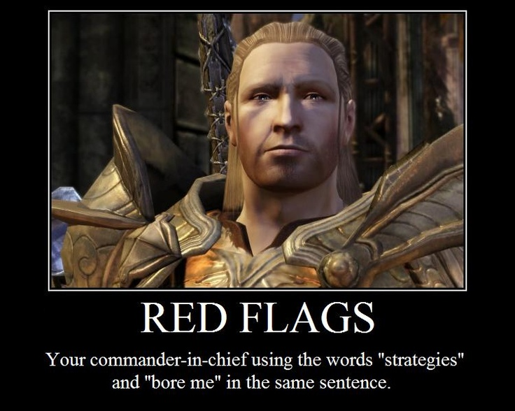 Dragon Age Origins King Cailan P he's a nice guy but