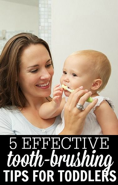 5 Simple Tips To Teach Your Toddler To Brush The Right Way: Mommies, don't despair! You can easily step up this challenge