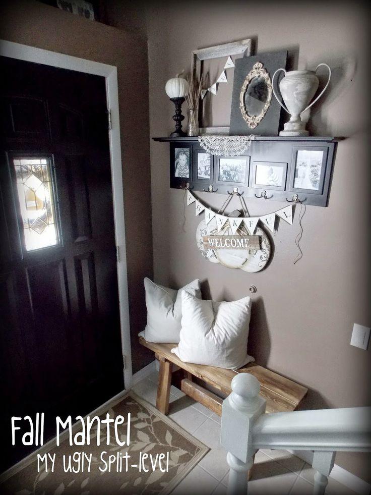 My Ugly Split Level House Ideas Pinterest Entry Ways