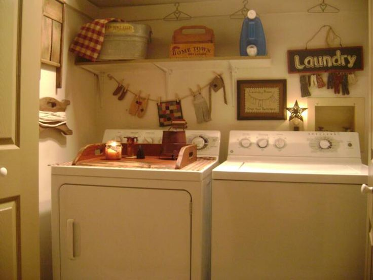 25+ Best Country Laundry Rooms Ideas On Pinterest