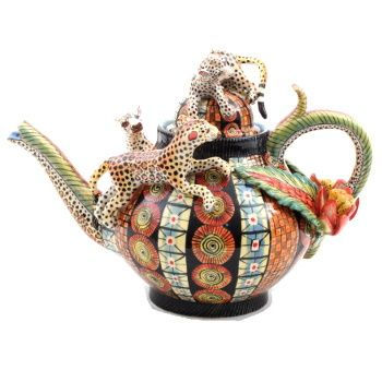 17 Best Images About High Tea Teapots On Pinterest