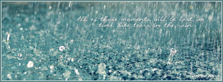 17 Best Rainy Day Quotes On Pinterest