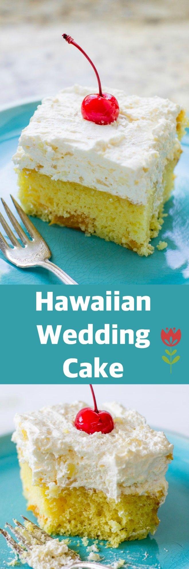 Hawaiian Wedding Cake Recipe Wedding, Hawaiian wedding
