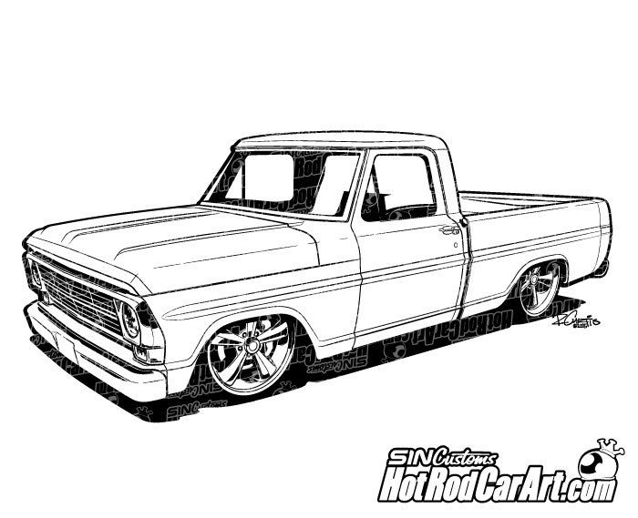 1964 C10 Cartoon