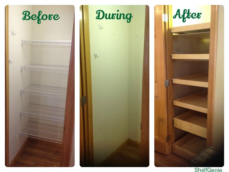 Take A Look At This #pantry Transformation Which More Than