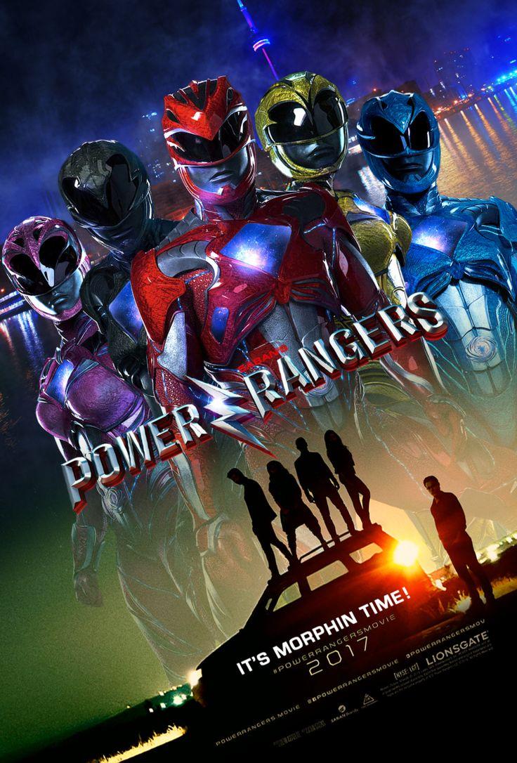 Resultado de imagen para Power Rangers (2017)