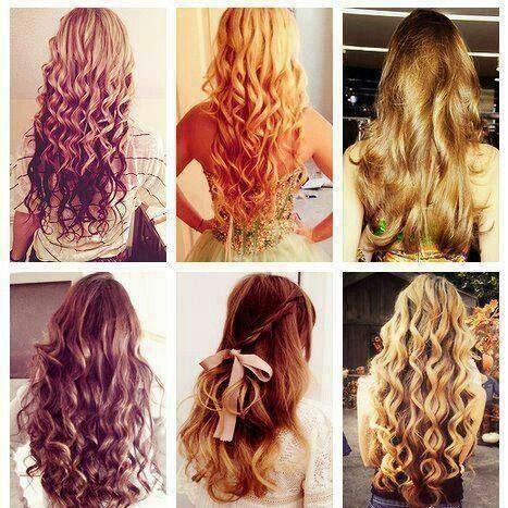 long curled hairstyles hair ideas pinterest my hair hair and hairstyles