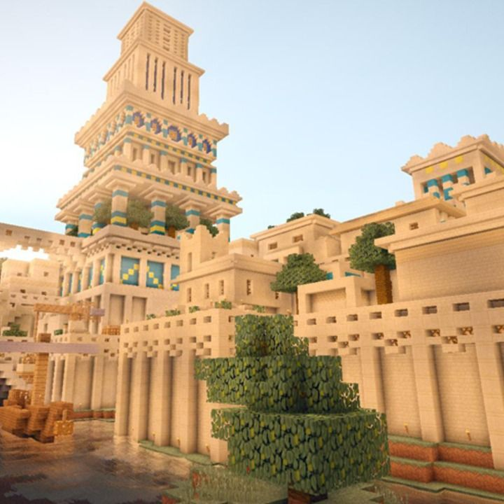25 Minecraft Creations That Will Blow Your Flippin Mind From stunning architectu