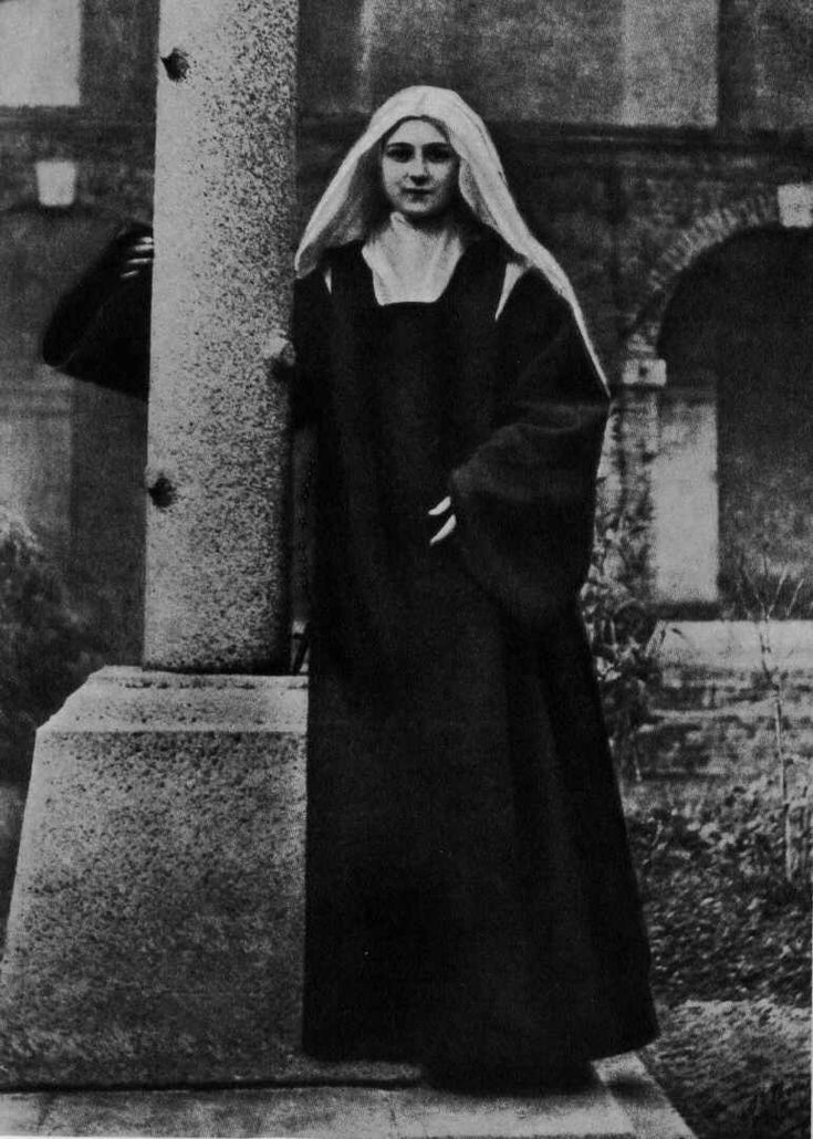 SAINT THERESE OF LISIEUX THE LITTLE FLOWER St Therese