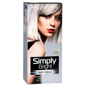 how to silver hair color silver hair dye simply bright colour