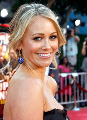 Christine Taylor Actress And Wife Of Actor Ben Stiller
