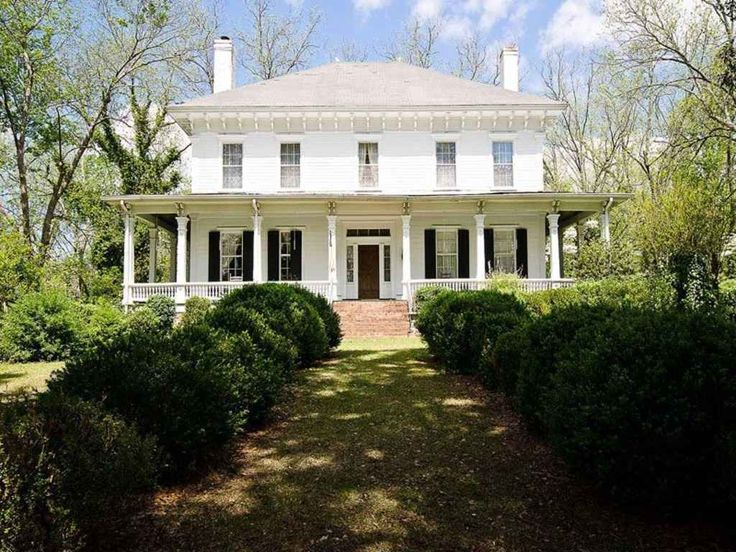 Historic JordanBellew, circa 1838/1850 Monticello, GA