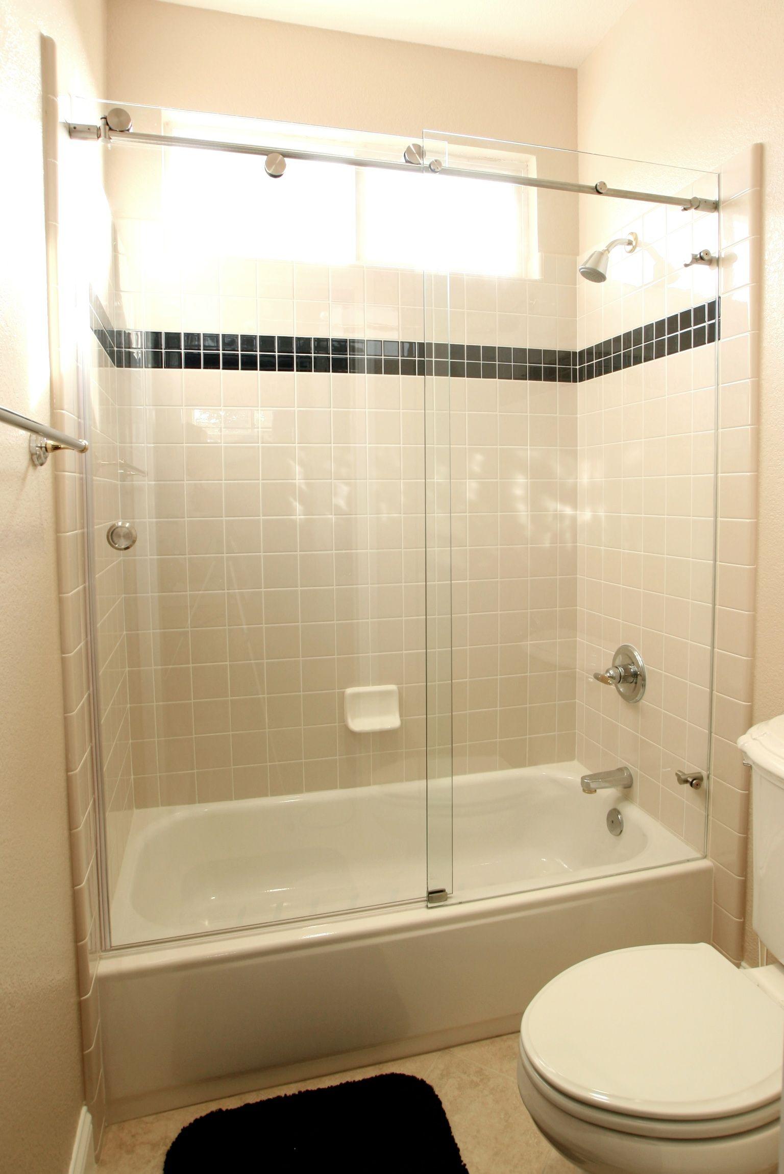 1000 ideas about bathtub doors on pinterest bath shower shower. Bathtub Glass Shower Door  bathtub glass door or curtain bathtub
