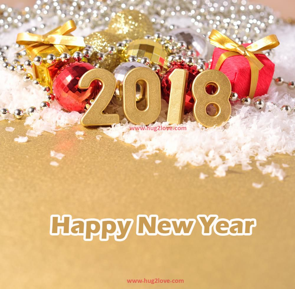 Happy New Year 2018 Hd Photo Happy New Year 2018 Images