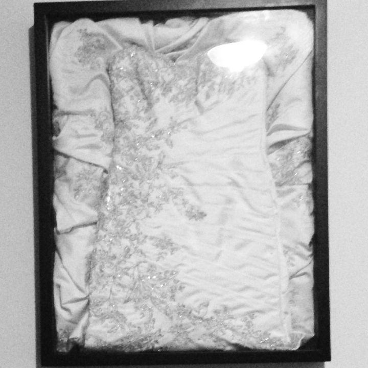 framed wedding dress | Frameswall.co